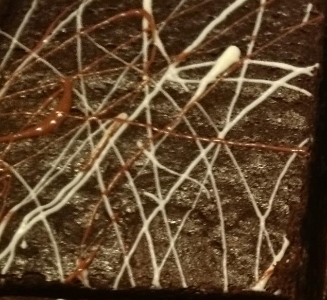 Chewy Dark Chocolate Fudge Brownies
