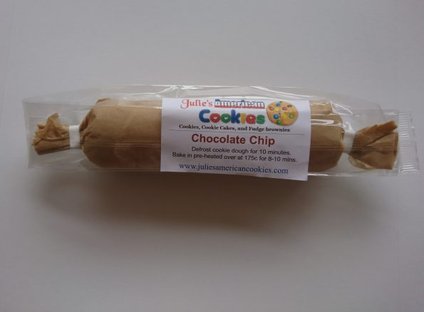 Cookie dough roll