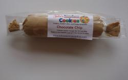 cookie dough log