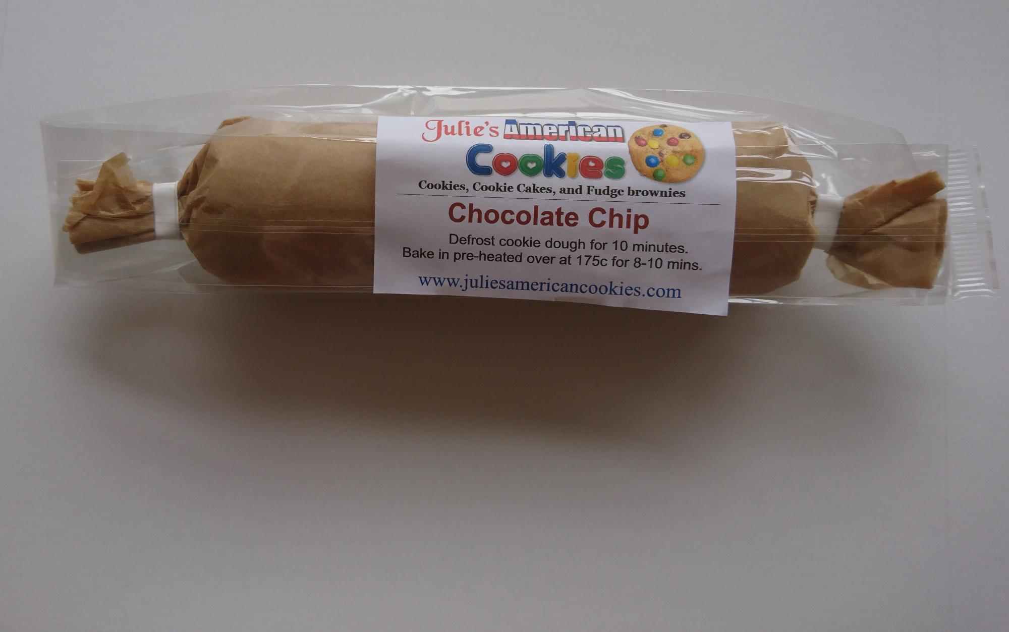 Cookie Dough Logs