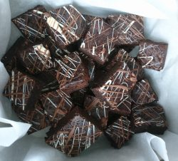 Fudge Brownie Bites