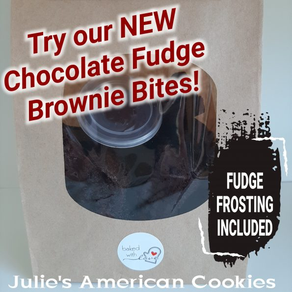 New Fudge Brownie bites