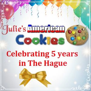 Celebrating 5 years in The Hauge