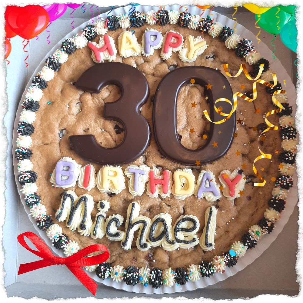 Happy 30th Birthday Michael