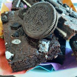 Oreo fudge brownies